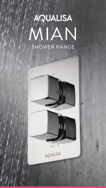 Aqualisa Mian Shower Range