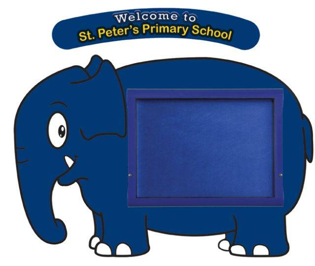 WeatherShield Nursery and Primary Welcome Sign