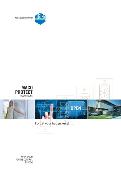 openDoor Automatic Opening Door Lock System