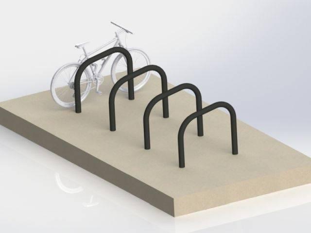 PAS68 Cycle Hoop
