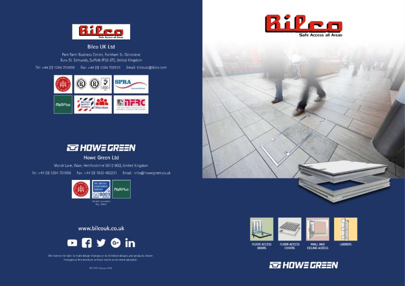 Howe Green Bilco Brochure - Full