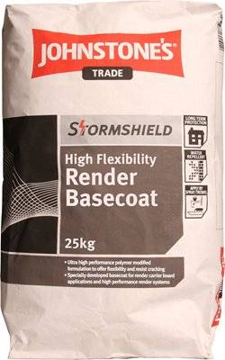 High Flexibility Render Basecoat