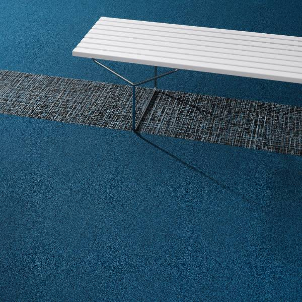 Juxtapose 2.0 - Pile carpet tiles
