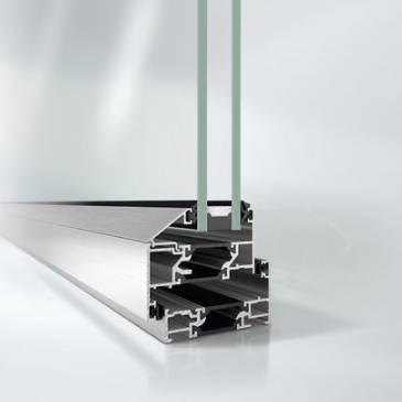 Slimline aluminium window system - AWS 70 SC