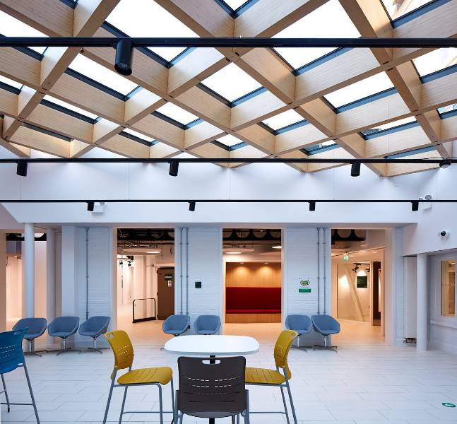 Sir David Bell Building, Roehampton University