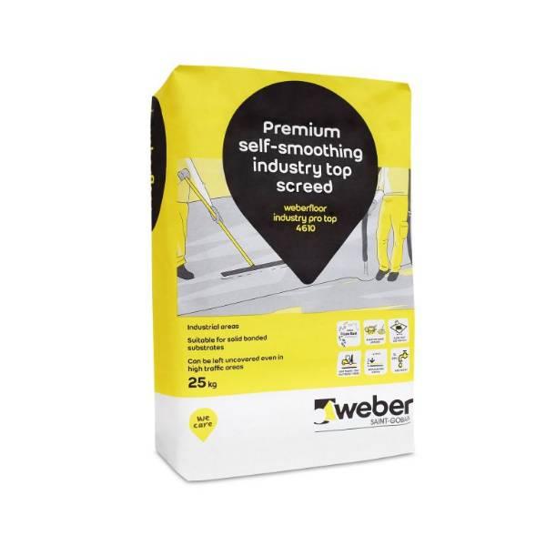weberfloor industry pro top 4610