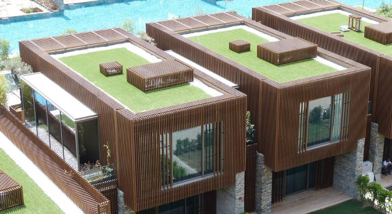 Hotel Resort by Baraka Architects in Kemer, Turkey