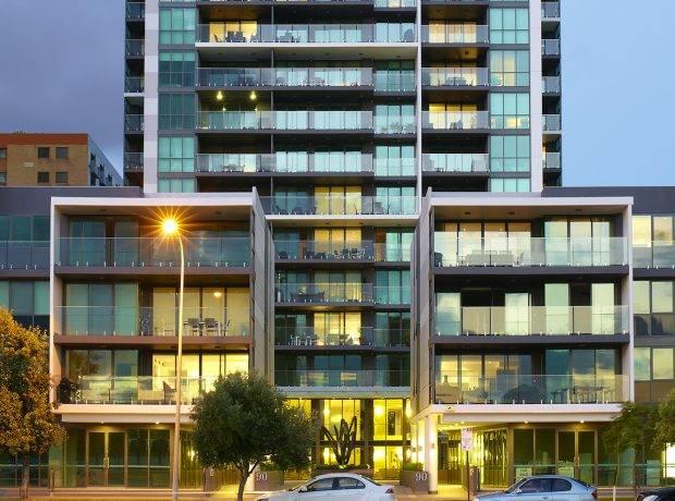 Adagio Apartments, WA