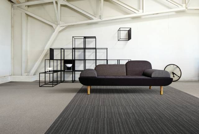 Polichrome Solid and Stipple - Carpet Tile