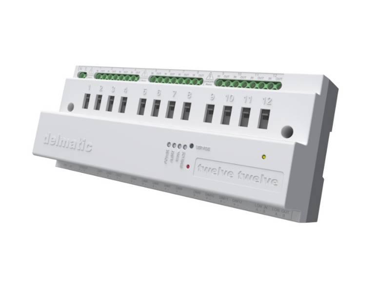 Twelve Twelve DIN Module - lighting control module