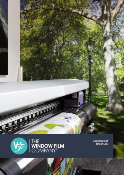 The Window Film Company - Commercial Brochure