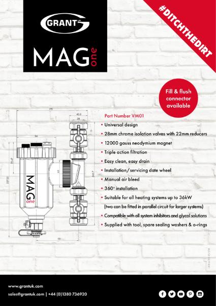 Mag One Filter Data Sheet