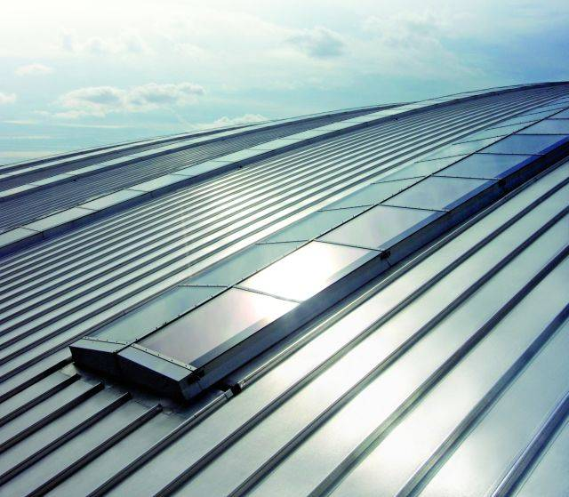 R-MER LOC Metal Roofing System