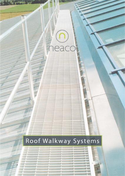Neaco Roof Walkway Systems Brochure