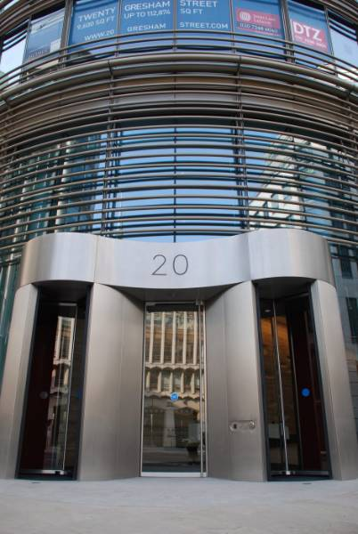 20 Gresham Street, London