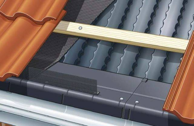 Rapid Eaves Vent System