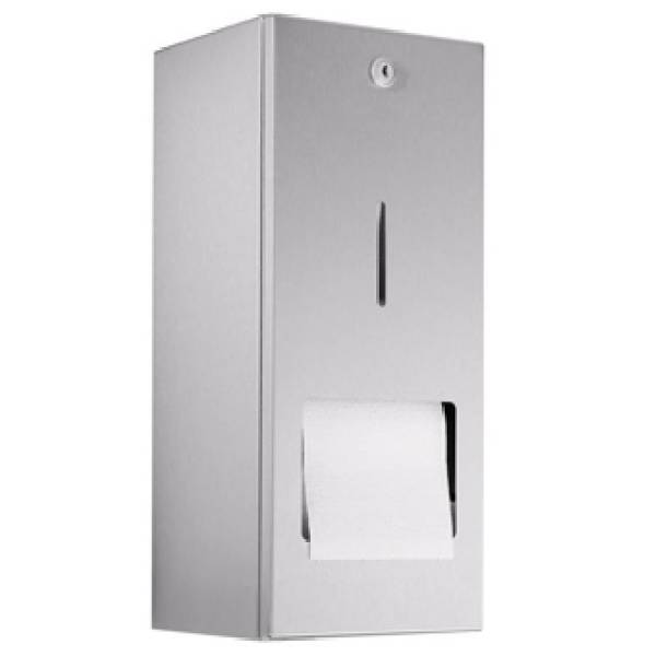 DP2112 Dolphin Prestige Toilet Tissue Dispenser
