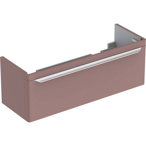 myDay cabinet for double washbasin, with one drawer