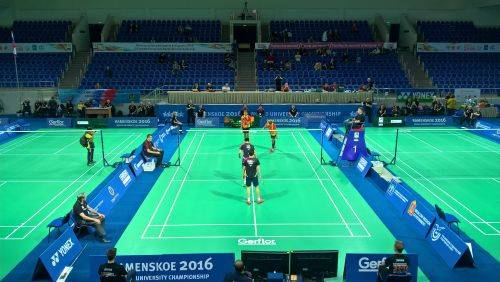 Taraflex® Badminton - Sheet