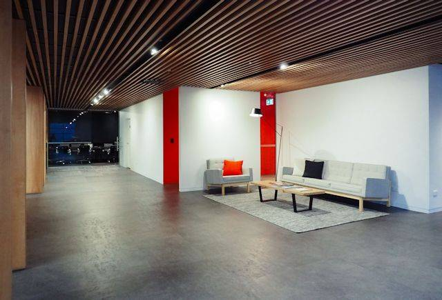 Expona Design chosen for architects office