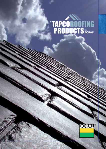 Tapco Roofing Products Brochure