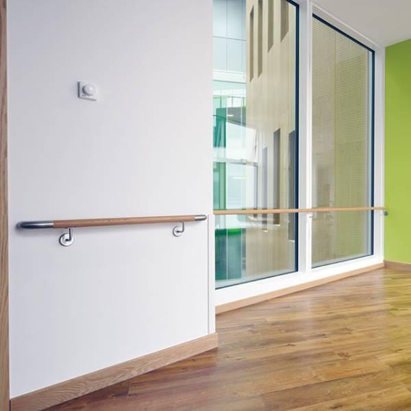 CS Acrovyn® HRWS6C Handrail
