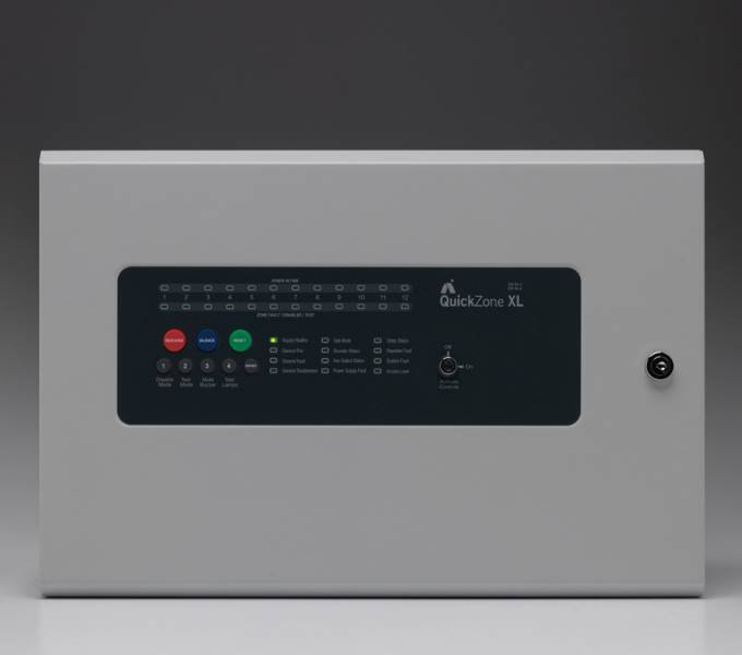 QuickZoneXL - Conventional fire panel