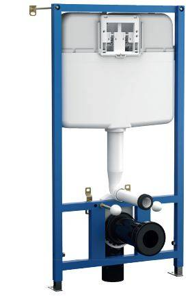 Tall Height WC Frame BCM Intraslim