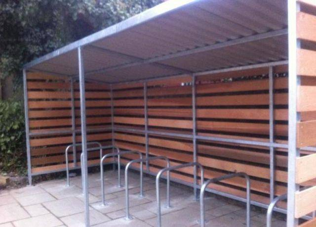 Grasmere Cycle Shelter
