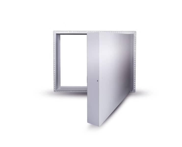 Minimalist Loft Hatch