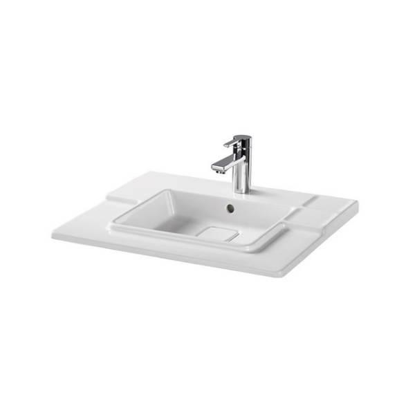Simeto Uno 62cm Vanity Washbasin