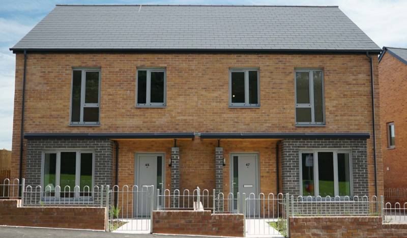 Marley Alutec's Durable Solution for Gwalia Housing Association