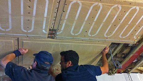 Clay Heating Panels – Thermal Heating System