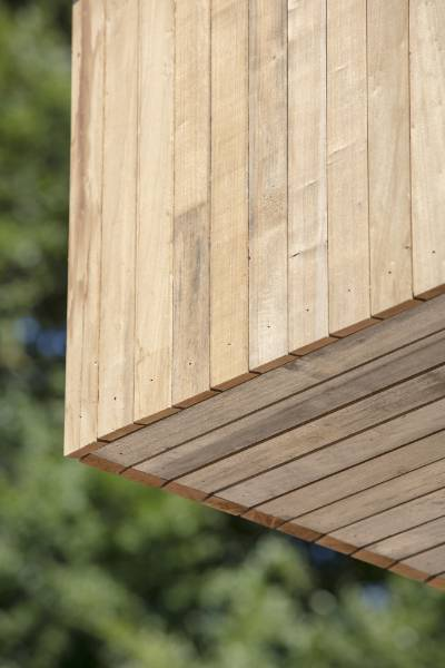 Brimstone Poplar Cladding