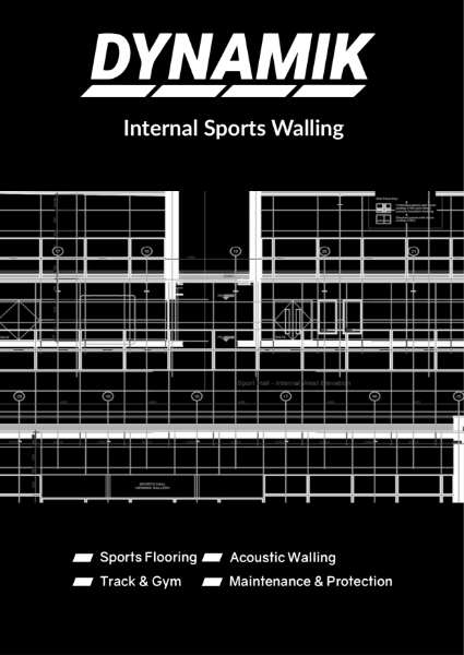 Acoustic Sports Wall Panels