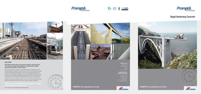 Promptis - Rapid Hardening Concrete