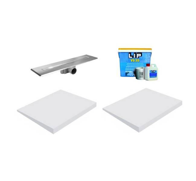 Unislope 3K Wetroom System