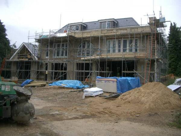 Crown Estate : ECOSCREED Thermal M13 TF