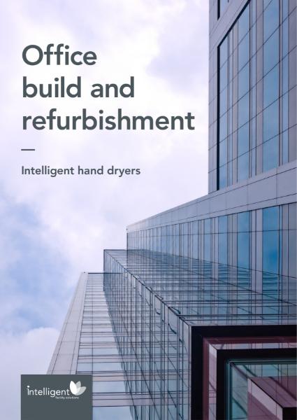 Office Build and Refurbishment - Hand Dryers