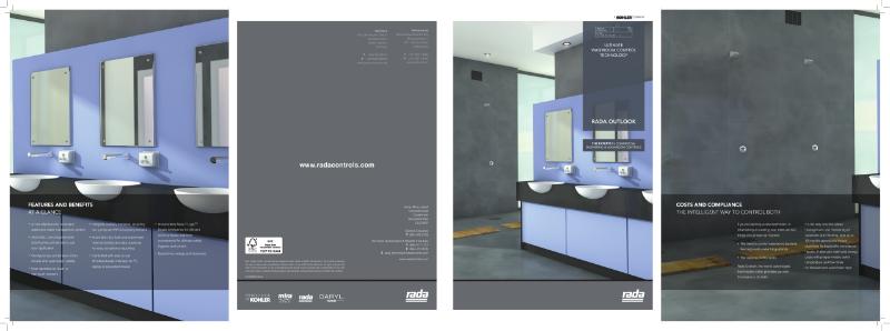 Rada Outlook - Ultimate Washroom Control Technology