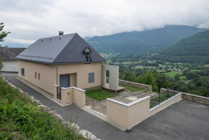 This house has reduced its energy consumption thanks to THERMOSLATE