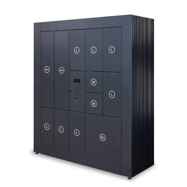 MySmartBox Modular Electronic Parcel Lockers