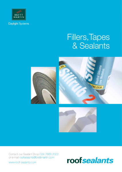 Fillers,Tapes & Sealants