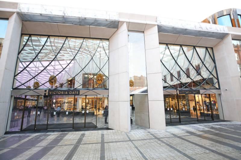 Victoria Gate Retail Facility