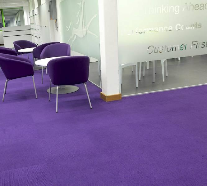 Broadrib - Carpet tile