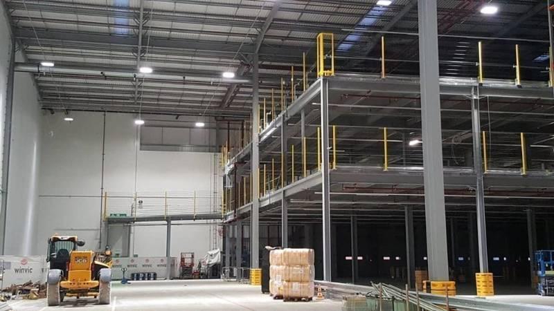 M&S Distribution Centre, Bradford