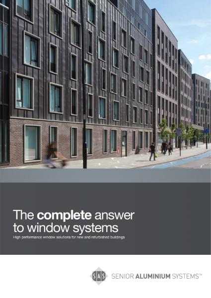 SAS Window Brochure