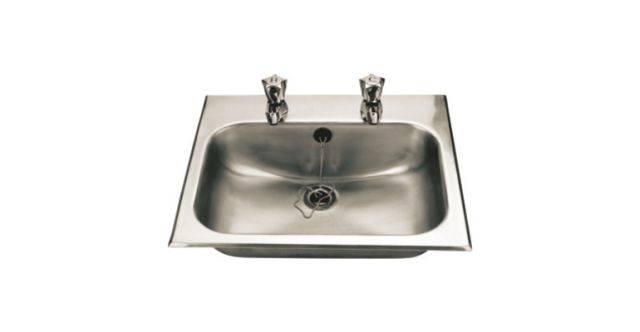 Inset wash basin D2 0168N