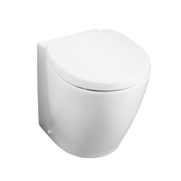 Chiani Compact Back-To-Wall WC Suite