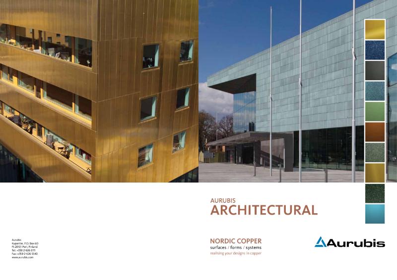 Aurubis Architectural